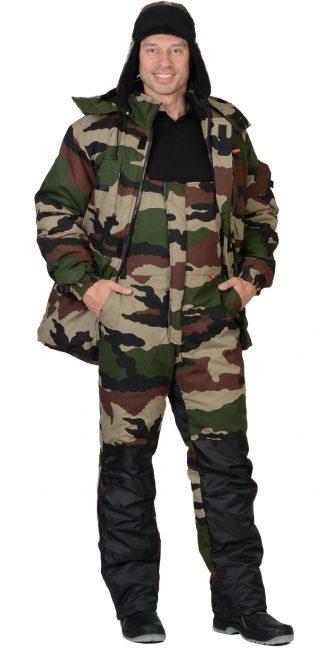 """Костюм """"СИРИУС-Барс"""" зимний: куртка,п/комб. КМФ Нато"""