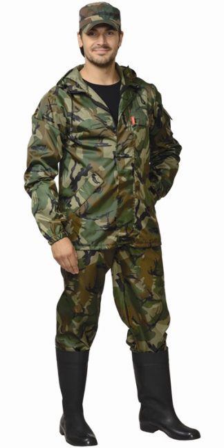 """Костюм """"СИРИУС-Турист"""" куртка дл., брюки (тк.Оксфорд) КМФ Нато"""