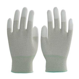 "Перчатки ""МикроСтатик""(TPU-52), (антистатичные, полиуретан на кольцах)"