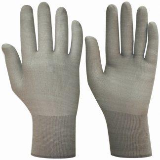 """Перчатки """"НейпС"""" (нейлон, без покрытия, цвет серый) р.7,8,9,10, в уп.300пар"""