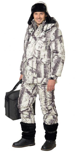 """Костюм """"СИРИУС-СНАЙПЕР"""" : куртка дл., п/комб. (тк. смесовая) КМФ"""