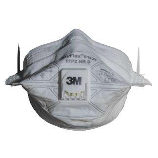 Респиратор 3М VFlex 9162 V с клап. выдоха, FFP2 NR D (12ПДК) в уп.15 шт. (продавать уп. по 15 шт.)