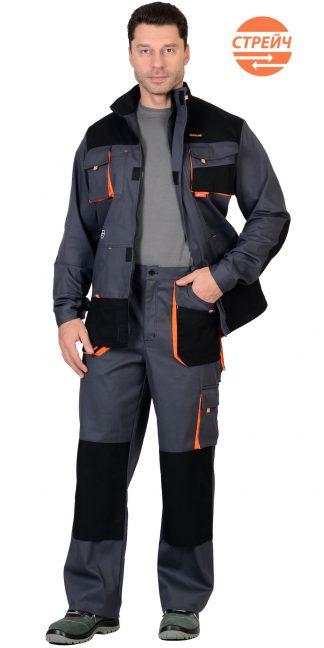 """Костюм """"СИРИУС-МАНХЕТТЕН"""" куртка, брюки"""