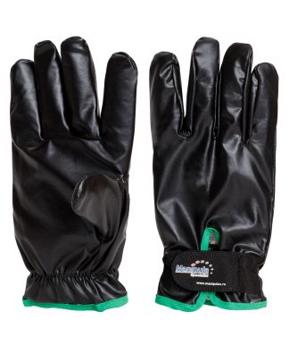 """Перчатки """"Виброфлекс"""", защита от вибрации (Нитрил,подклад VibroGel,трикотаж,застежка Velcro)"""