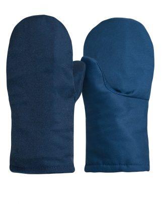 Рукавицы утеплённые (натуральный мех, ткань верха смес. с ВО пропиткой)