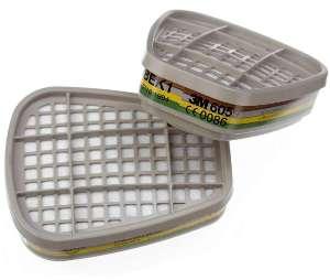 Фильтр 3М 6059, герметично упак.по 2 шт, цена за 1 шт., продавать кратно 2 шт.