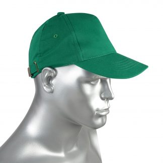 """Кепка -""""бейсболка"""" св.зелёная (пакет по 50 шт.,в упаковке 200 шт.)"""