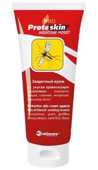 """Крем """"Протескин ИнсектЛайн Москит"""" защитный от укусов летающих кровососущих насекомых"""
