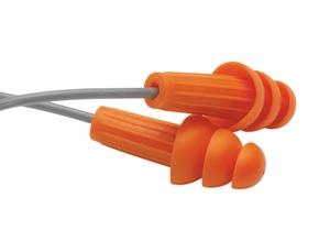 Беруши многоразовые Kleenguard Н20 со шнурком 25дБ (упак.100пар) (67221)